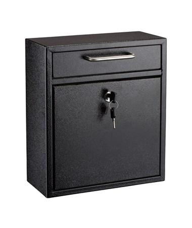 Ultimate Wall Mounted Drop Box ADI631-05-BLK-