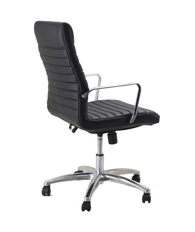 Lux Executive Chair Back-View