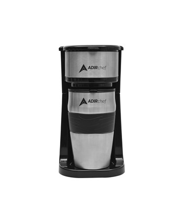 Grab & Go Personal Coffee Maker ADI800-01-BLK