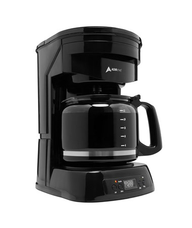 12 Cup Coffee Maker ADI800-12-BK