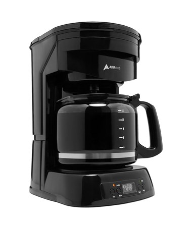 AdirChef 12 Cup Coffee Maker ADI800-12-BK