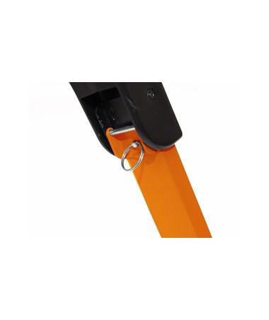 AdirMed Pedal Exerciser with Digital Screen ADI931-PE-ORG - Closeup