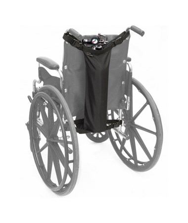 Oxygen Bag for Wheelchair, D & E Cylinders ADI995-OX-DE-W