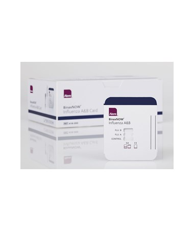BinaxNow Influenza A & B Test Kit ALE416-110
