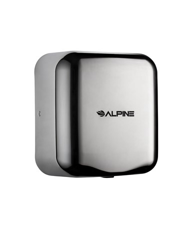 Alpine Hemlock Commercial Hand Dryer - Chrome