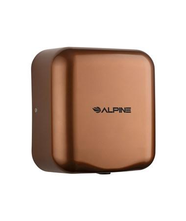 Alpine Hemlock Commercial Hand Dryer - Copper