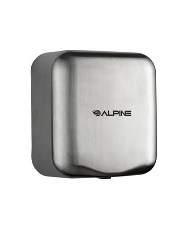 Alpine Hemlock Commercial Hand Dryer - Stainless Steel Brushed