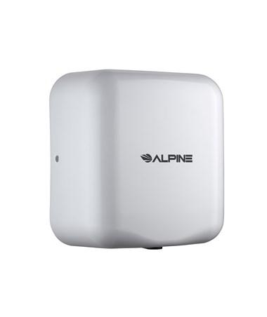 Alpine Hemlock Commercial Hand Dryer - White