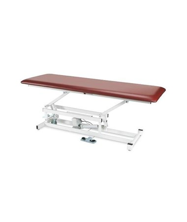 Hi-Lo One Section Top Treatment Table with Caster System & Bariatric Option ARMAM150-