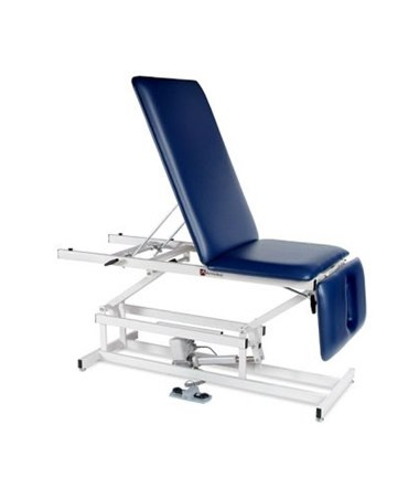 ARMAM353- Hi-Lo Treatment Table with Three Section Top - Elevated Foot Section