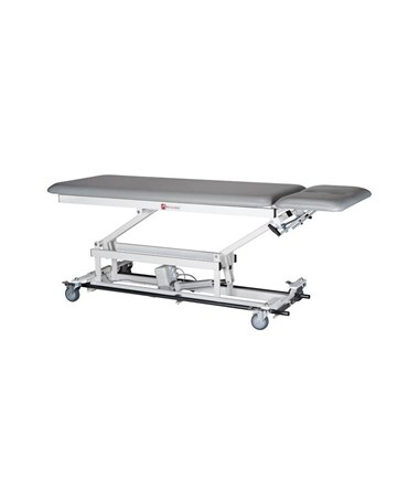 Treatment Table with Two Section Top & Bar Activated Hi-Lo Control ARMAMBA200