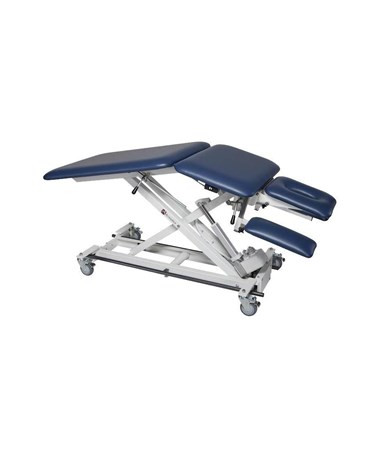 Hi-Lo Treatment Table with Five Section Top & Bar Activated Height Control ARMAMBAX5500-