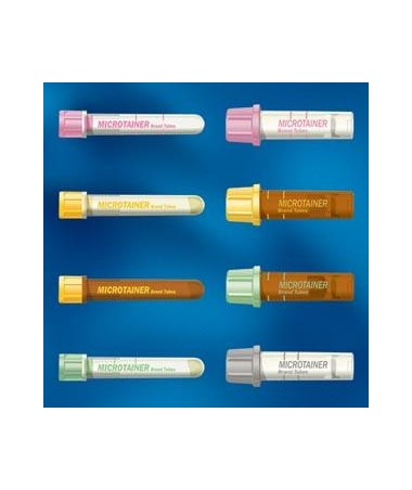Microtainer® Blood Collection Tubes