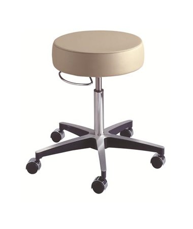"""Brewer 11001 Century Exam Stool w/o Back Rest w/o Foot Ring"""