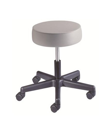 """Brewer 22400 Spin Lift Exam Stool without Back Rest"""