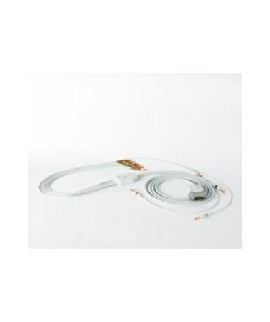 10-Lead ECG Patient Cable, Non-Replaceable Leads CAR012-0700-00-