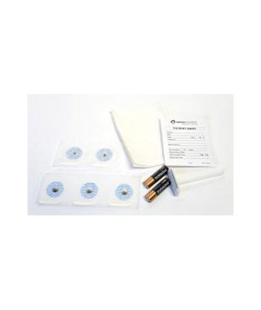 5-Lead Holter Prep Kit