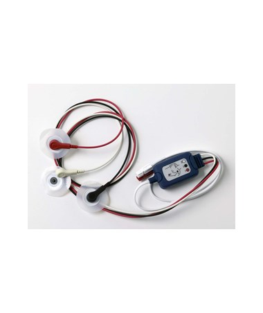 ECG Patient Monitoring Kit for Powerheart G3 Pro & CardioVive DM AEDs CAR5111-001