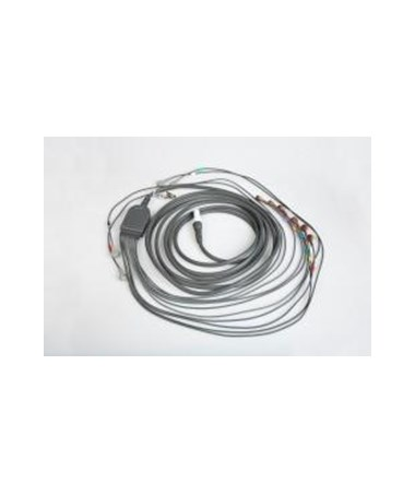 "60-00185-01 Cable, 43"", Snap Connectors"