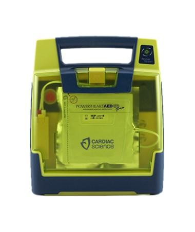 Powerheart AED G3 Automated External Defibrillator CAR9300E-101PPC-