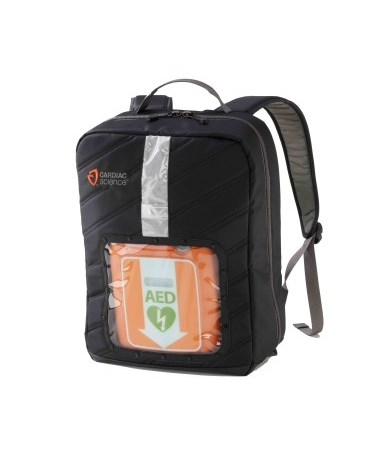 Powerheart G5 AED Rescue Backpack CARXBPAED001A