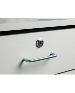 Lock (single drawer/door) CLI055