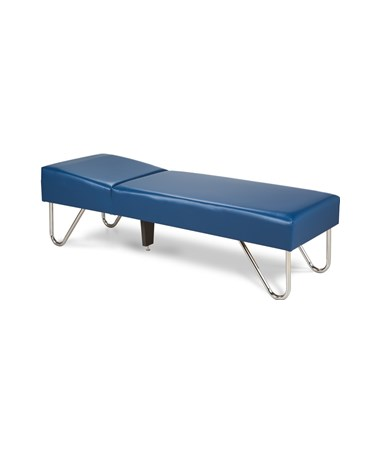 Clinton 3600 Chrome Leg Recovery Couch