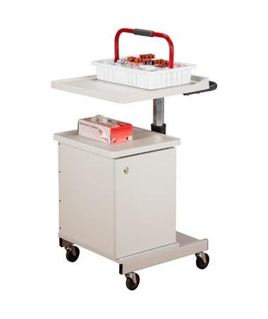 H-Base Pneumatic Phlebotomy Cart CLI67202