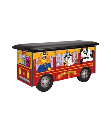 Wally's Trolley - 7080