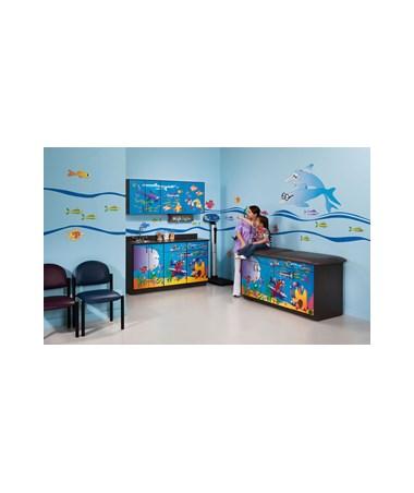 Zoo Bus Exam Room CLI7020-X