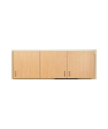 "CLI8254- Wall Cabinet with 3 Doors Copy - 72"" Cabinet Width"