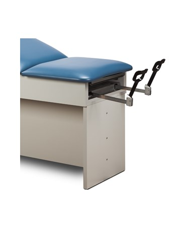 CLI8860- Family Practice Exam Table - Adjustable Stirrups