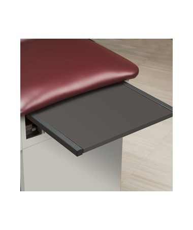 CLI8860- Family Practice Exam Table - Slide-Out Laminated Leg Rest