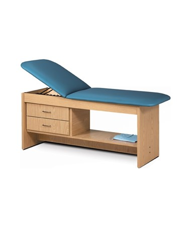 Clinton 9013 ETA Style Line Series Treatment Table with Drawers