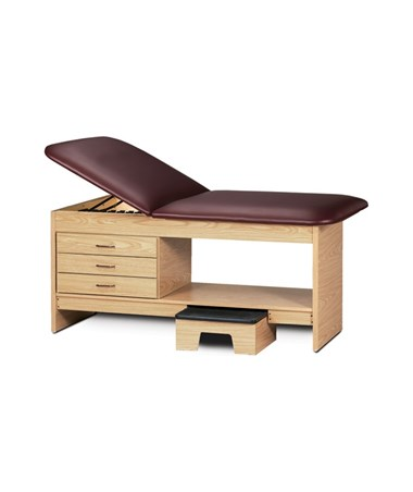 Clinton 9133 Style Line Treatment Table with Stool