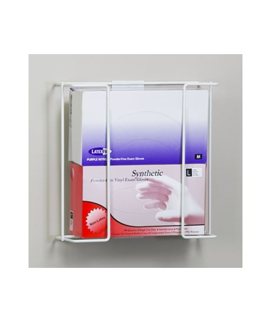 Single Horizontal Wire Glove Box Holder CLIG-1000
