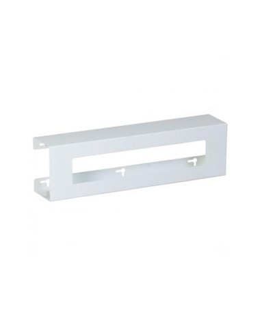 Clinton GW-2000 Single White Steel Glove Box Holder