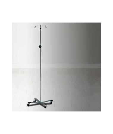IV Pole with Knob Lock Adjustment CLIIV-31