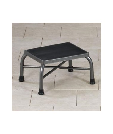 Chrome Bariatric Step Stool CLIT-6142