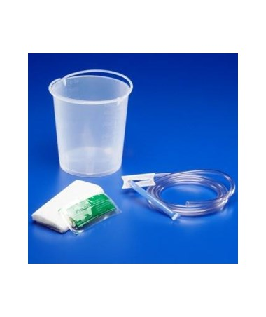Dover Enema Bucket and Tube COV145546