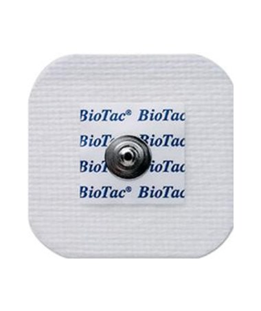 BIOTAC™ 7600 Series Cloth Electrodes, Case COV31043170-