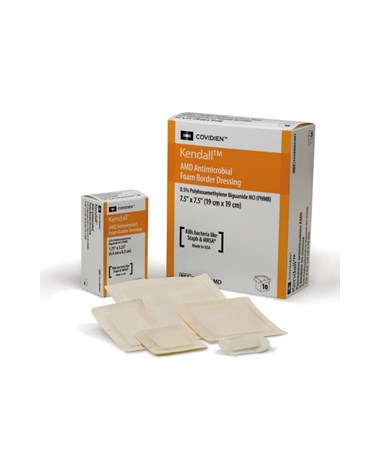 AMD Antimicrobial Foam Dressings COV55511AMD