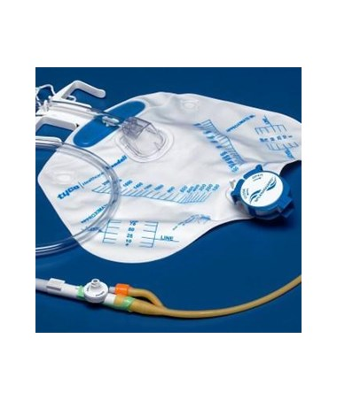CURITY Foley Catheter Tray COV6014