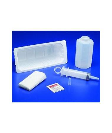 Dover Piston Syringe Irrigation Tray, 60CC COV3685