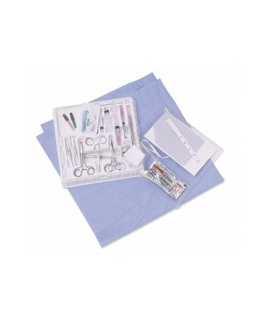 Argyle Umbilical Vessel Catheter Insertion Tray COV8888160424