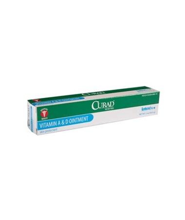Curad Vitamin A&D Ointment 2oz Tube