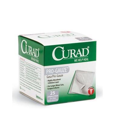 Sterile Pro-Gauze Pads CUR20423
