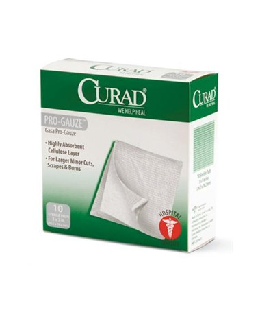 Sterile Pro-Gauze Pads CUR20433