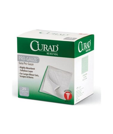 Sterile Pro-Gauze Pads CUR20434