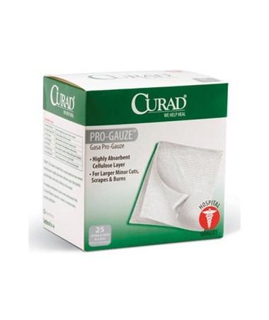 Sterile Pro-Gauze Pads CUR20445